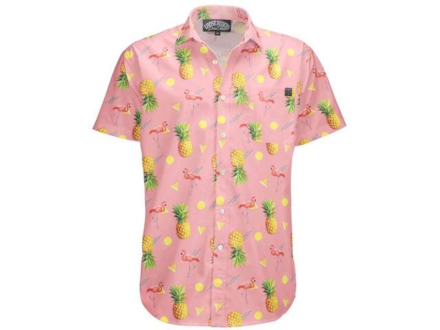 Loose Riders C/S SS Shirt Men, roze